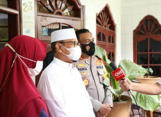 Tokoh Agama Serukan Takbiran di Masjid Saja, Jangan Keliling!