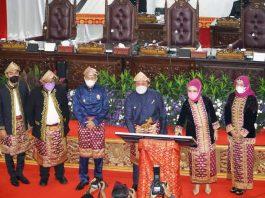 Ketua DPRD Sumsel Berharap Peringatan Hari Jadi ke 75 Tahun, Menjadi Wahana Refleksi dan Semangat untuk Sumsel Lebih Tangguh