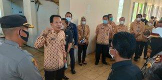 Pemkot Prabumulih Wacanakan Sulap PTM II Jadi Kawasan Mall Pelayanan Publik