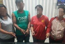 Diduga Pesta Sabu, 3 Wanita dan 1 Pria Ini Diamankan Polisi dari Sebuah Rumah Kontrakan