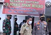 Polda Sumsel Dukung Rencana Pemerintah Perpanjang PPKM Mikro Mulai 1 – 14 Juni Mendatang