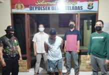 Sempat Kabur 3 Bulan, Akhirnya Pelaku Curas yang Menyebabkan Korban Tewas di Gedung Bandar Rejo Diringkus