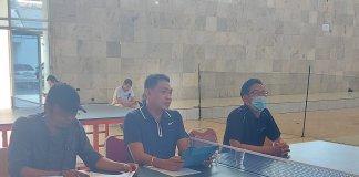 PTMSI Lubuklinggau Minta Pemerintah Galakkan Olahraga Pingpong di Sekolah