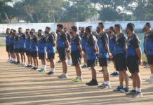 Dandim 0429/Lamtim Bersama Prajurit TNI AD Gelar Garjas Periodik