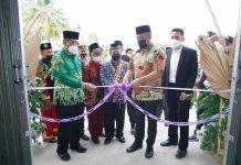 Bupati Tubaba Ikuti Kuliah Umum dan Peresmian Gedung SMK Muhamadiyah Tumijajar