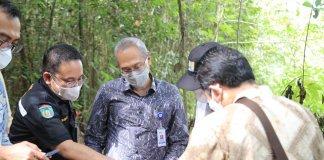 Wali Kota Prabumulih dan Dirjen Binalattas Kemenaker Tandatangani Penyerahan Lahan Pembangunan UPTP BLK