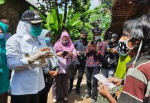 Tinggal di Gubuk Tak Layak Huni, Rumah Rokayati dan Tri Waluyo Bakal Dibedah Oleh Pemkot Palembang