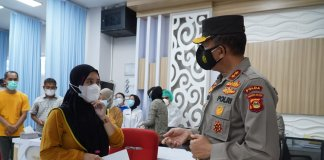 Reskrimum Polda Sumsel Dalami Motif Penusukan Personel Satlantas Polrestabes Palembang