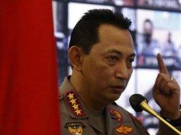 Tangani Zona Merah di 13 Kabupaten/Kota, Kapolri Siapkan 5 Manajemen Kontijensi