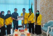 Pemkot Palembang Bantu Fasilitasi Acara Kongres BEM Fisip se-Sumatera di Palembang