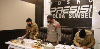 Provinsi Sumsel Dapat Kuota Tambahan Penerimaan Bintara Polri TA 2021