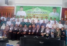 Lewat IKRH Aceh Singkil Ajak Alumni Ar-Raudhatul Hasanah Memberikan Kontribusi Bagi Daerah