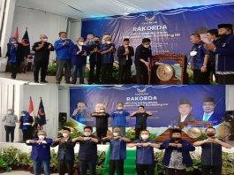 Terungkap di Rakorda DPD Partai Nasdem OKI Komitmen Dukung Herman Deru Gubernur Sumsel 2 Periode