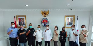 Dukung Aksi Yanni, Touring Ekspedisi JKW Keliling Nusantara, Menpora: Masih Kuat Bu..?