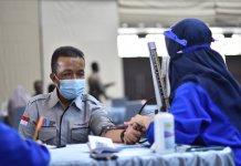 Selama 6 Hari, PTBA Vaksin Ribuan Pegawai dan Alih Daya