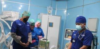 13 Anak Ikuti Baksos Operasi Bibir Sumbing Gratis Setukpa Lemdiklat Polri