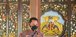 Panglima TNI dan Kapolri Rangkul Tokoh Agama Tekan Covid-19 di Bangkalan
