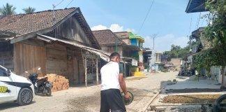 Delapan Desa di OKU Selatan Terkena Dampak Polusi Debu Proyek Bendungan Waduk Tiga Dihaji