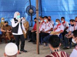 Ngantor di Kelurahan Sukajaya, Sukarame, Fitri Respon Berbagai Aspirasi Masyarakat