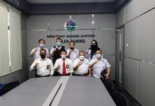 SMSI Dukung Program OBRAS Virtual Dirnarkoba Polda Sumsel