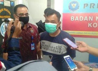 """Lewat """"Undercover Buy"""" BNN Prabumulih Bekuk Penyuplai Narkoba Asal PALI"""