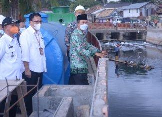 Juli, Harnojyo Target Pembangunan Lebak Cindo Rampung