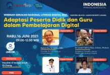 Empat Lawang Gelar Webinar Literasi Digital Bersama Kominfo RI