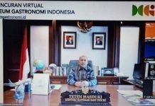 Gelar Peluncuran Virtual Museum Gastronomi Indonesia, IGC Siap Angkat 5 Kuliner Nusantara ke Kancah Dunia