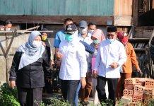 Tinggal di Gang Sempit dan Becek, Fitri Minta Baznas Palembang Bantu Rehab Rumah Reyot Milik Komarudin