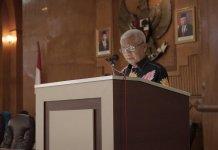 Bupati Asahan Surya Sampaikan Jawaban Pandangan Umum Fraksi Terhadap LKPJ 2020