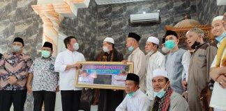 Di Hadapan Gubernur Sumsel, Personel Kerohaniawan Polda Sumsel Ini Mengajak untuk Pandai Bersyukur dan Ungkap Pasangan Hidup yang Saleh