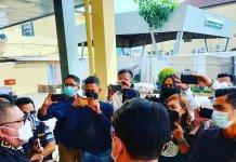 Kasus Artis Ini Mandek, Razman Arif Nasution Tabayun ke Polda Sumsel