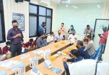 Polda Sumsel Musnahkan 3,5 Kg Sabu Asal Aceh