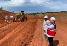 Masih Sengketa di PN, Belasan Warga Desa Jungai Mempersilahkan HKI Garap Lahan untuk Proyek Tol