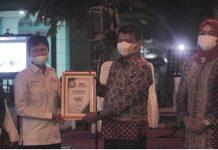 14 Bulan Tugas di OKU Selatan, AKBP Zulkarnain Harahap Terima Penghargaan dari SMSI