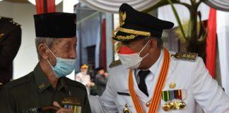 Peringati HUT RI ke-76, Bupati OKI Ajak Masyarakat Bersatu Melawan Pandemi