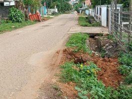Warga Keluhkan Pekerjaan Galian Jargas di Kecamatan Banyuasin III