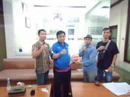 Ketua Umum Dewan Pimpinan Pusat Komite Nasional Pemuda Indonesia (DPP KNPI), Haris Pertama