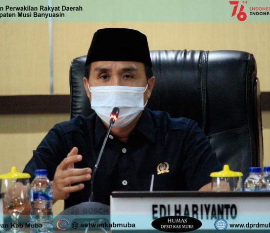 Presidium Muba Timur Kembali Sampaikan Usulan Pemekaran DOB Lewat Komisi I DPRD Muba