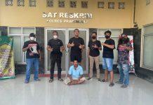 Pelaku Spesialis Pencurian Pipa Pertamina Digulung Team Gurita Polres Prabumulih