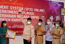 Banyuasin, Kabupaten Pertama dan Tercanggih Terapkan CMS SP2D Online di Sumsel