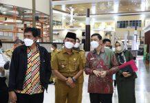 Ombudsman RI Kunjungi MPP Palembang, Dr. Johanes: Layak Diapresiasi