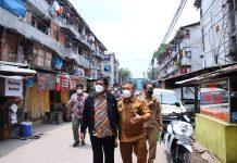 Dapat Laporan Mangkrak 5 Tahun, Ombudsman Selidiki Revitalisasi Rumah Susun 26 Ilir Palembang