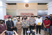 Kasus Pajak Gambir, Kapoldasu Harap Polemik Saling Lapor Berakhir